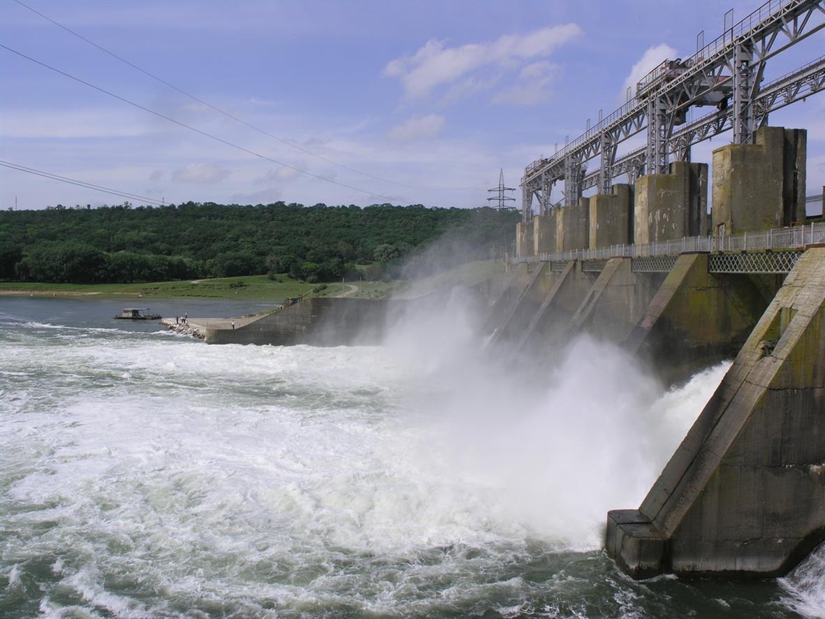 Дубоссарская гидроэлектростанция
